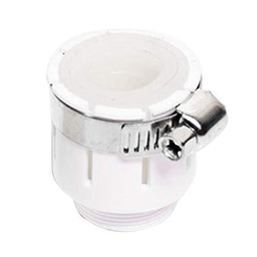 Grifo pulverizador y extensor de grifo, adaptador de grifo y todo el cuerpo de metal para manguera de jardín divisor.2 Modo 360? Adaptador giratorio para grifo de baño, para ahorrar agua, herramientas de cocina y accesorios