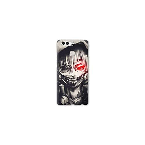 Coque pour Huawei P9 Lite Manga - Divers - Ken Kane Noir