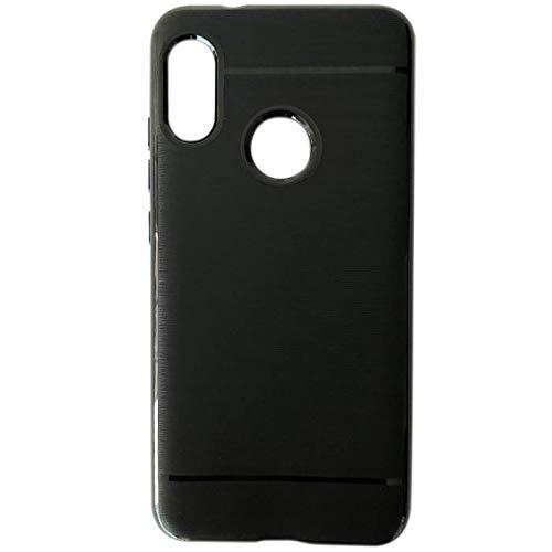 Capa Antiqueda Preta Flexível Case para Xiaomi Redmi S2 - Tela 5,99 Polegadas