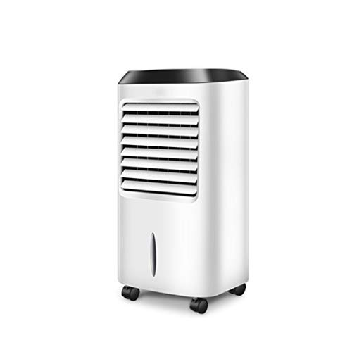 Air Cooler Aire Acondicionado Portatil,Climatizador Evaporativo Purificador Aire Movil Ozono Hogar Silencioso Pro Breeze Climatizador Frio,Ventilador Silencioso Dormir