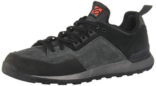 adidas Five Tennie, Chaussures de Fitness Homme, Multicolore (Negbás/Carbon/Rojo 000), 38 2/3 EU