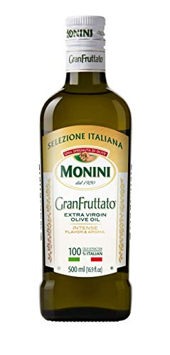 Natives Olivenöl EXTRA VIRGIN Monini, 6 L (12 x 500 ml) (GRANFRUTTATO)