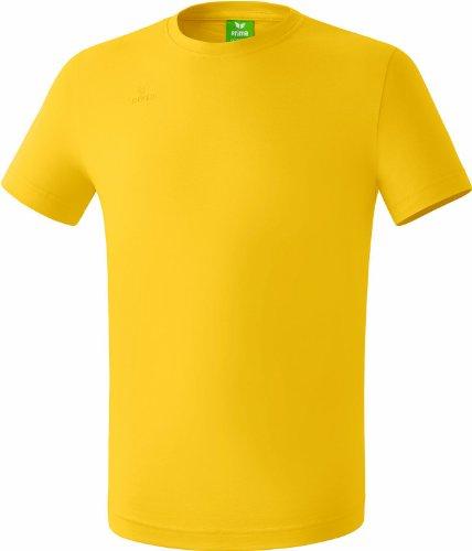 erima Kinder T-Shirt Teamsport, Gelb, 116, 208336