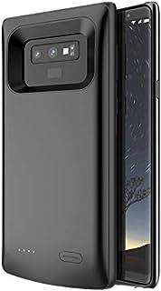 هاتف سامسونج نوت 9 بقوة طاقة شحن 5000 ميلي امبير/ساعة وحافظة حماية وباور بانك من لوجاين