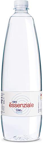 6 bottiglie ESSENZIALE Acqua Minerale Naturale 1 lt. ricca di magnesio