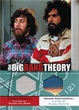 Big Bang Theory Season Three & Four DM-04 Dual Costume Wardrobe Card