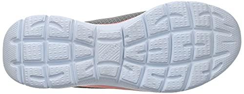 Skechers Damen Summits Sneaker, Grau - 10