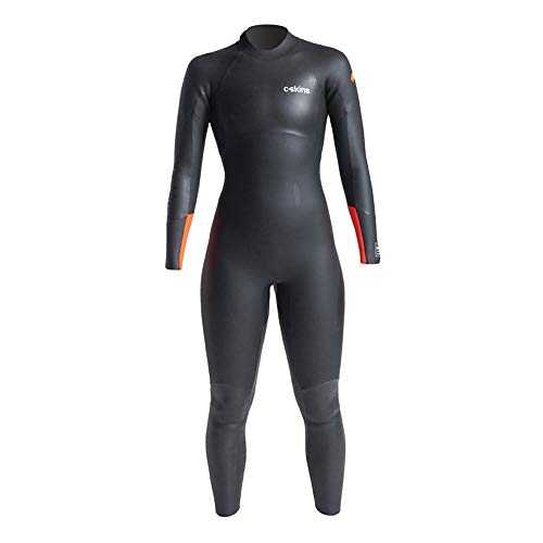 C Skins Dames SWM Open Water Zwemmen 4/3 Wetsuit