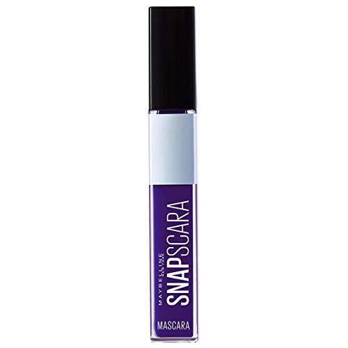 Maybelline New York Snapscara - Máscara pestaña 07 Ultra violeta