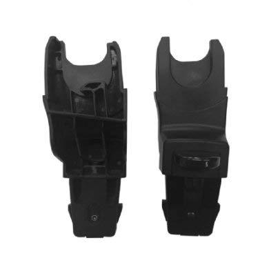 Knorr-baby 883399 - Adaptador para cochecito HEAD Jogger Sport3 y Brakesport3, color negro