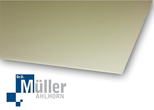 GFK-Platte, Grünlich, RI 40203 (150 x 150 x 3 mm) EPGC 203 HGW 2372.4