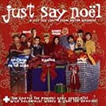 just say noel cd