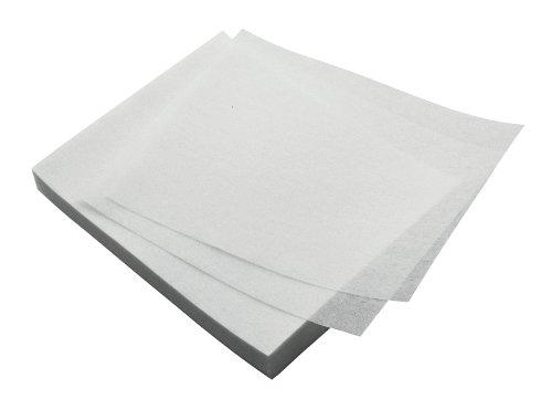 Edding 4-BMA4 navulruitenwisserbladen voor whiteboard ruitenwisser 16,2 x 3,7 x 22,3 cm wit