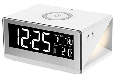 Madera Reloj Alarm Clock  marca GEEKLEGENDS