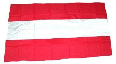 Fahne Stockflagge Österreich NEU 30 x 45 cm Flagge by FahnenMax®