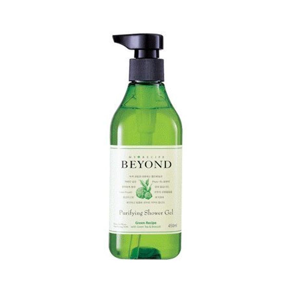 無線ジェーンオースティンベルBeyond purifying Shower Gel (450ml)
