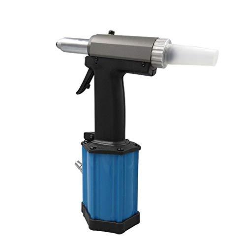 QPLKL Herramienta aérea Neumática Core Remache máquina, Herramienta del Remache hidráulico, Remachadora Industrial de Tres levas