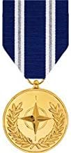Medals of America ISAF Non Article 5 NATO Iraq/Afghanistan/Sudan Medal Anodized
