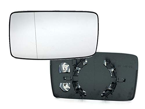 Spiegelglas heizbar Außenspiegel Glas Golf 3 Vento Cordoba Ibiza II Links