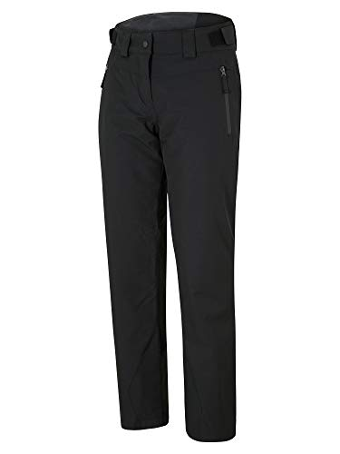 Ziener Damen PANJA Lady Pant Ski Snowboard-Hose/Atmungsaktiv, Wasserdicht, black, 38