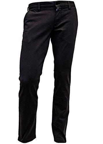 ALBERTO Garment Dyed Pima Cotton Chino Modell Lou in 38/30