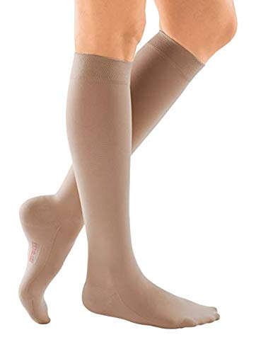 mediven Comfort, 20-30 mmHg, Calf High Compression Stockings, Closed Toe