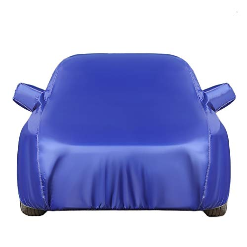 CARCOVER Fundas para Coche Impermeable Compatible con Lamborghini Aventador Exterior Cubierta De Coc