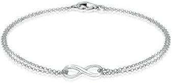 Elli Bracelet with Infinity Symbol in 925 for Women's