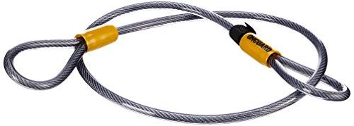 ONGUARD Akita Loop Cable Lock (Black, 53 cm x 5 mm)
