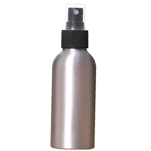100 Ml Spray Aluminium Mehrwegflasche Leere Flaschen Kosmetische Verpackung Leer Atomizer Verpackung Werkzeughub Pump