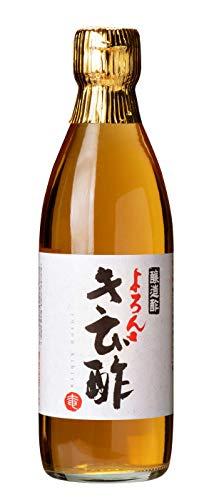 奄美自然食本舗 よろんきび酢 360ml 醸造酢 【無添加・化学調味料不使用】