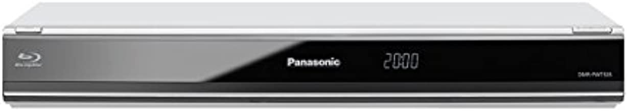 Panasonic DMR-PWT 535 Lecteur Blu-ray 3D – Enregistreur Tuner TNT Port USB