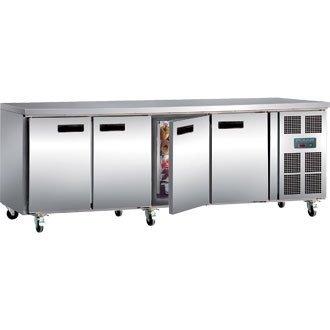 Winware Polar Theken-Kühlschrank.