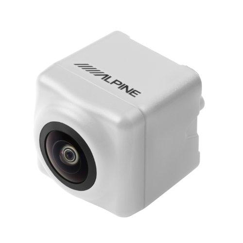 アルパイン(ALPINE) アルパイン製カーナビ専用 バックビューカメラ(パールホワイト) HCE-C1000D-W バックカメラ