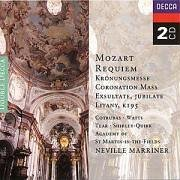 Mozart: Requiem etc... (1994-03-22)