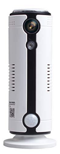 HD WLAN und 3G Indoor Überwachungskamera mit Bewegungsmelder und Infrarot