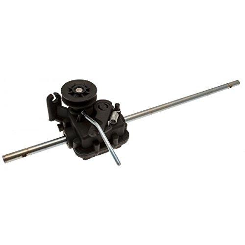 Castelgarden 181003076/1 Benzin-Rasenmäher mit Selbstantrieb