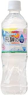 飛騨の雫 天然水 ナチュラルミネラルウォーター ペットボトル (500ml×24本)