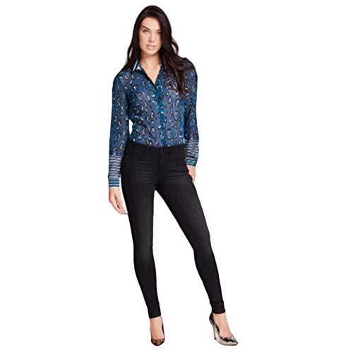 Guess Camisa de mujer Clouis W01H80W70Q0