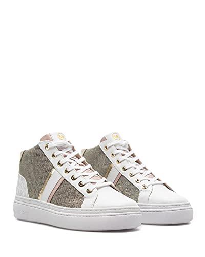 Sneakers Mujeres MICHAEL KORS Chapman 43S1CHFE6D Rain Cuero Canvas