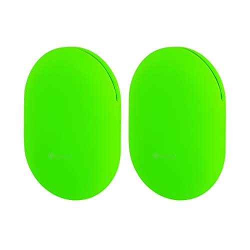 Geekria Silicone Universal Headphones Case - Set of 2 - Large Pouch...