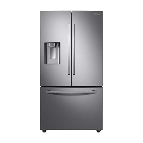 Samsung 539 Litre American Fridge Freezer - Silver