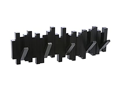 Umbra Sticks Wall-Mount Rack with Five Hooks