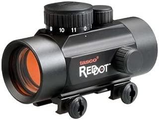 Tasco Red Dot 1 x 30mm Rifle Scope 5 MOA Dot Reticle