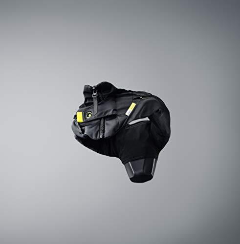 Hövding 3 Airbag Helm, schwarz, 52 – 59 cm Kopfumfang - 3