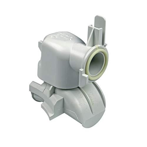 Válvula de retención de la válvula de retención del lavavajillas de cárter de recogida Miele 5750093