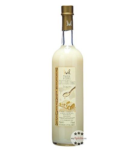 Villa Laviosa: Panna Cioccolato Bianco Likör - Weiße Schokolade / 17% Vol. / 0,7 Liter-Flasche