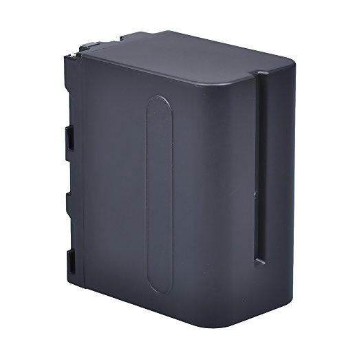 LRSA TECHNOLOGY PVT. LTD Brand Video Camera Battery NP F970