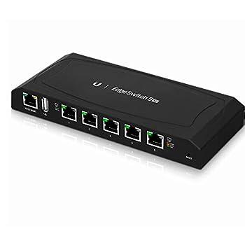 EdgeSwitch XP ES-5XP 5-Port Advanced Power Over Ethernet Gigabit Switch