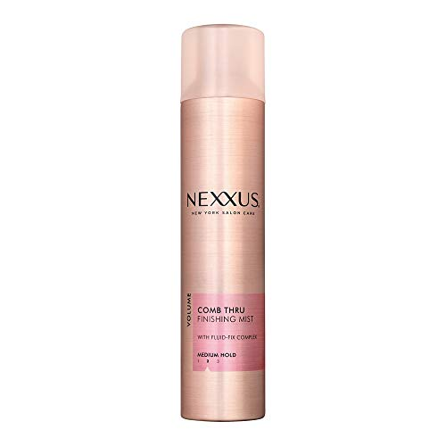 NEXXUS COMB THRU Natural Hold Design and Finishing Mist 10 oz ( Pack of 2)